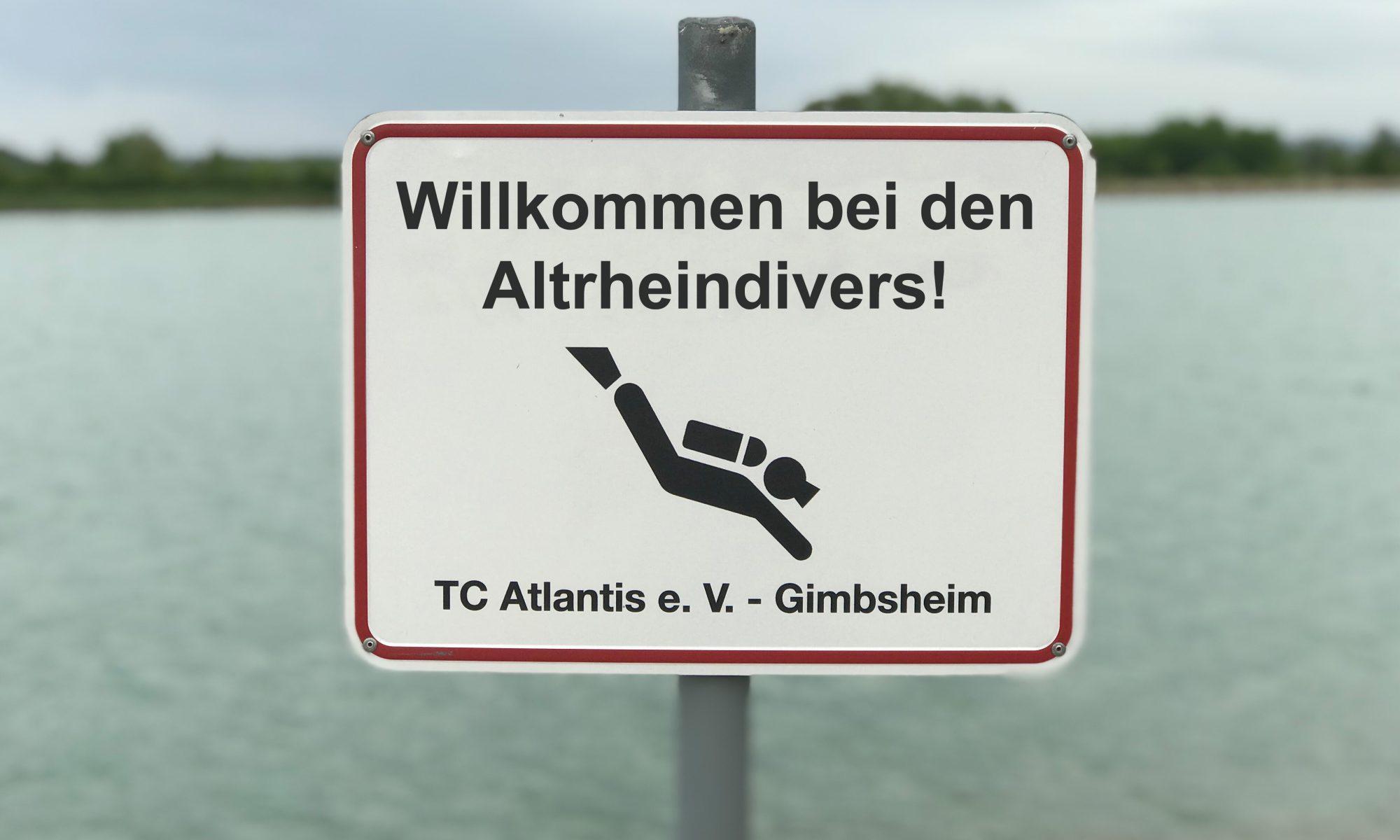 Die Altrhein-Divers